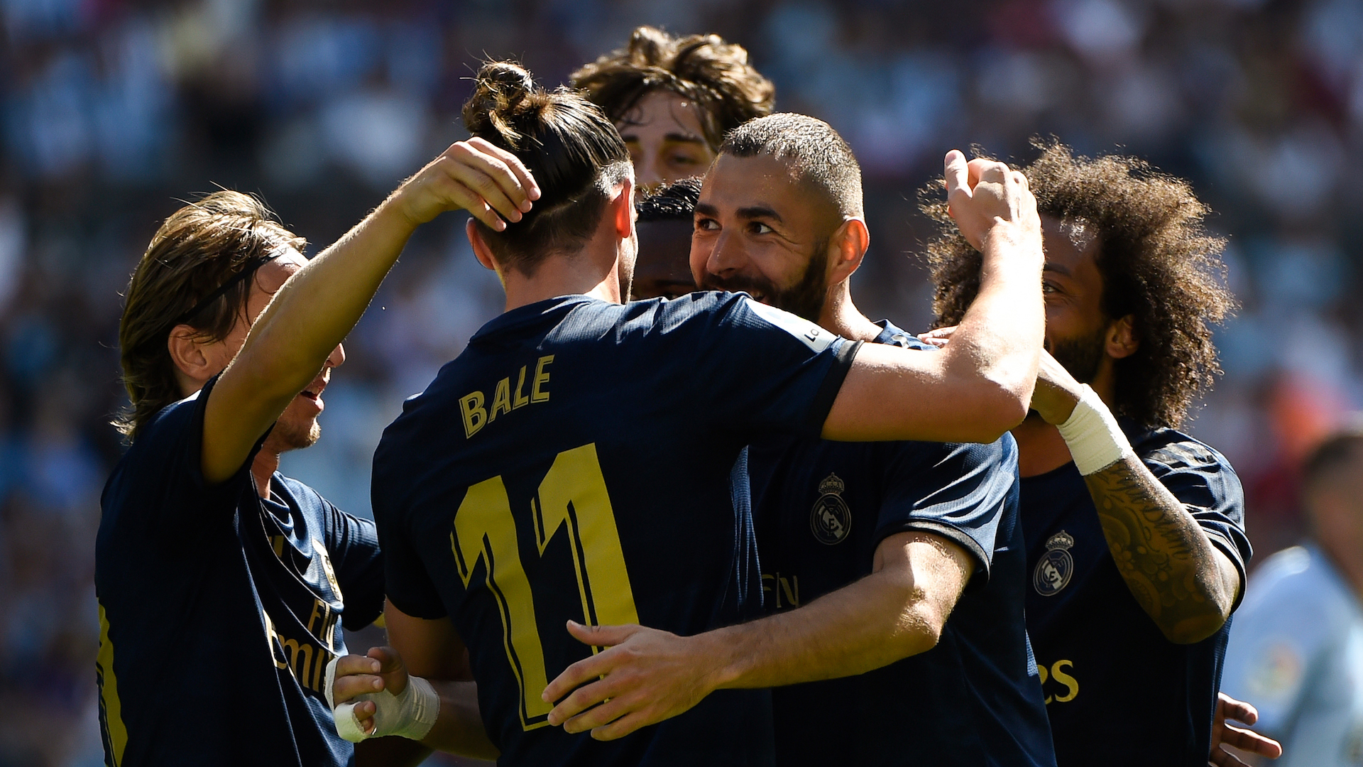 """Résultat de recherche d'images pour """"Celta Vigo 1:3  Real Madrid"""""""