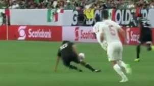 Erick Gutiérrez lesión