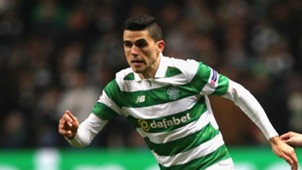 Tom Rogic Celtic v Barcelona Champions League 23112016