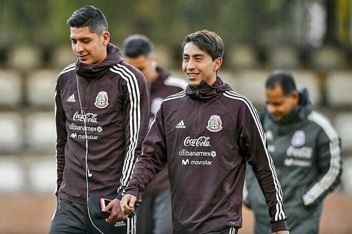 Omar Govea Selección Mexicana 08112017
