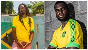 Jamaica Home Kit 2018/19