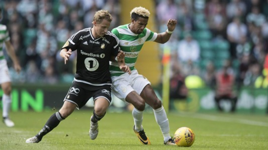 Scott Sinclair Celtic Rosenborg