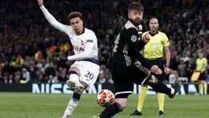Dele Alli Tottenham Hotspur Ajax Amsterdam Champions League 30042019