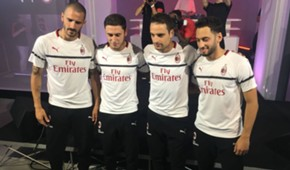 Milan seconda maglia 2018 2019