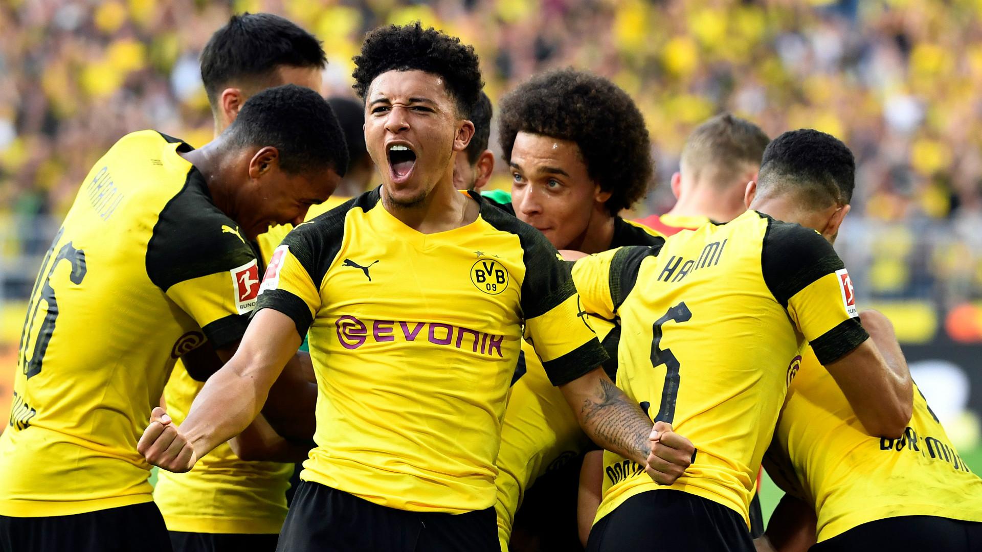 Move over Man City, PSG & Juve - Dortmund are Europe's most exciting team - Goal.com