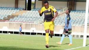 Tusker striker Kevin Omondi.