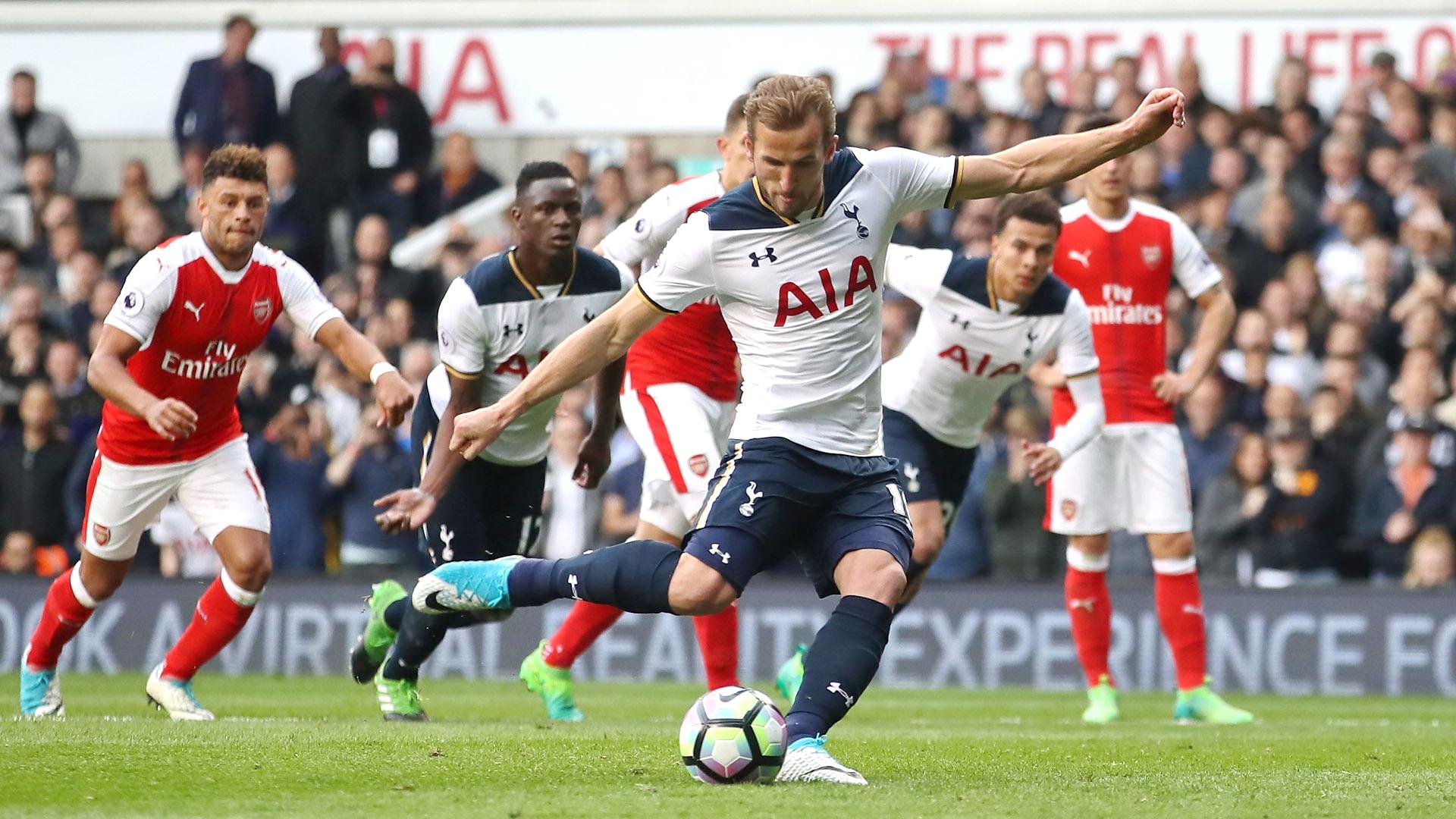 Harry Kane Tottenham Arsenal Premier League