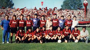 Shkendija 1994 AC Milan