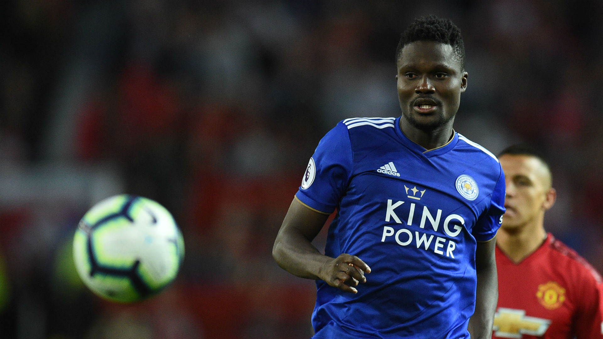Leicester City : Ndidi writes emotional tribute as players pay respects to Vichai