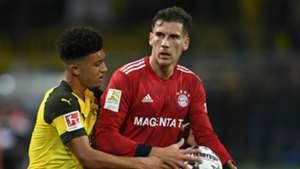 Leon Goretzka Dortmund Bayern 10112018