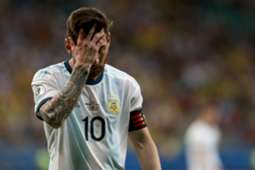 Messi Argentina Colombia Copa América 2019