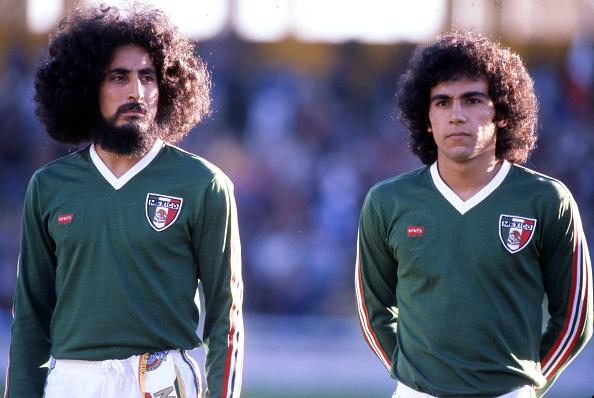 Por primera vez la camisa de México tenía un diseño en las mangas ed0dce4b33b38
