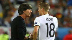 Joachim Low Toni Kroos Germany