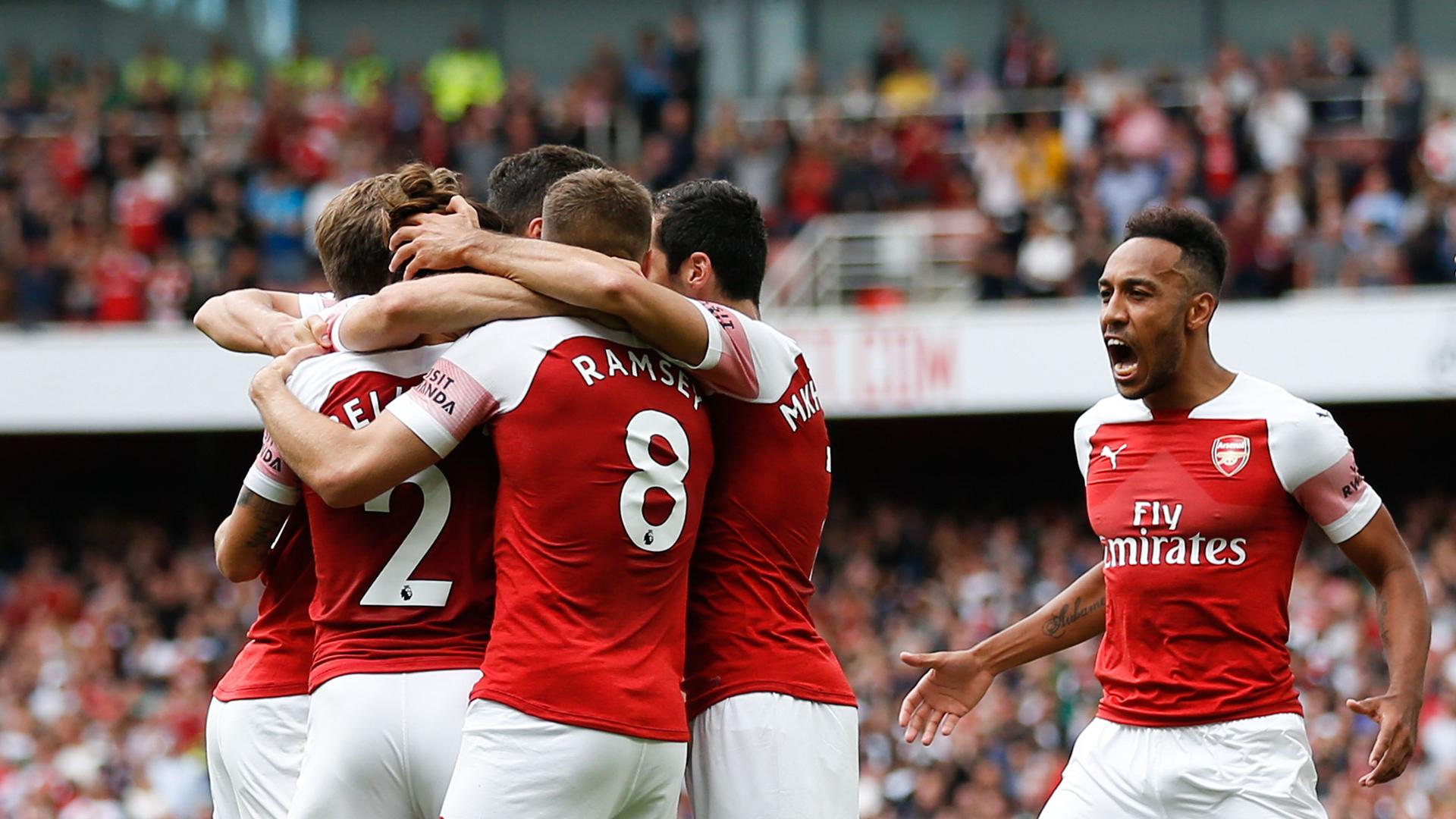 FC Arsenal 25082018