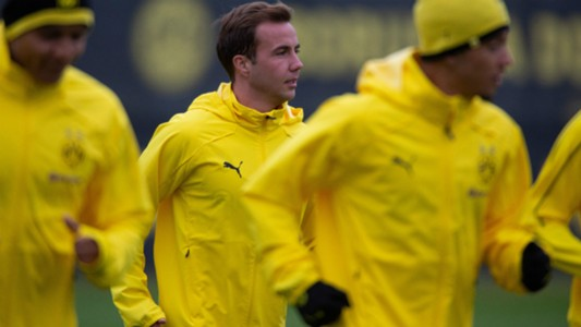 Mario Götze Borussia Dortmund 02102018
