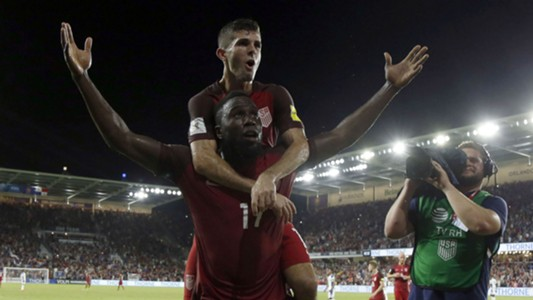Jozy Altidore Christian Pulisic USA Panama