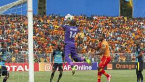 Mamelodi Sundowns, Denis Onyango against St George