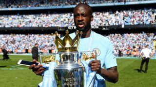 Yaya Toure Manchester City