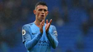 Phil Foden Manchester City 22092018