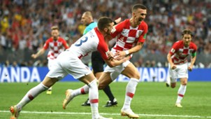 france croatia - ivan perisic - world cup final - 15072018