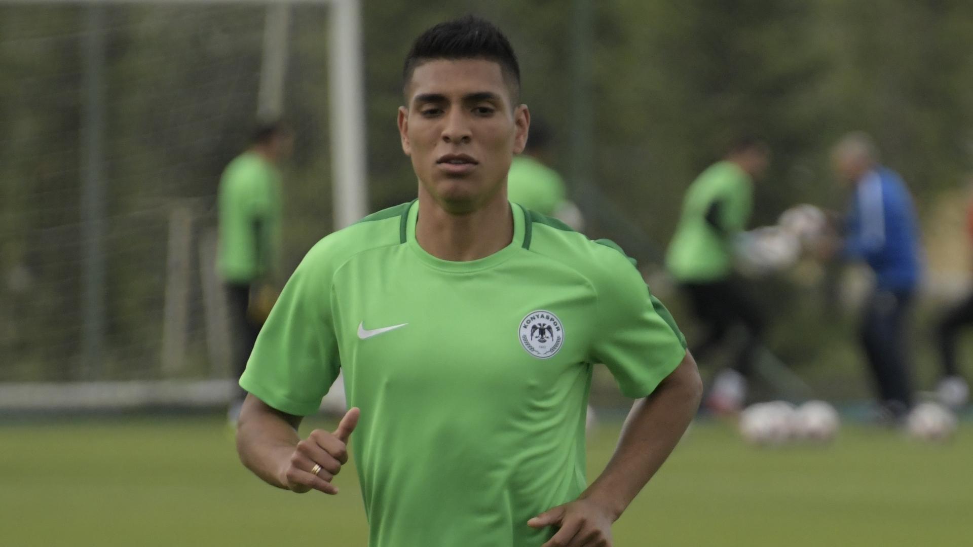 Paolo Hurtado Konyaspor