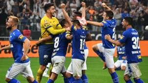 Campeão Corinthians Cruzeiro Copa do Brasil final volta 17102018