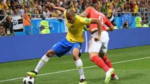 Miranda Haris Seferovic Brazil Switzerland World Cup 2018