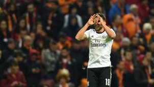 Salvio Galatasaray Benfica UEFA Europa League 32avos de final