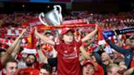 Fans Real Madrid Liverpool Champions League final 26052018