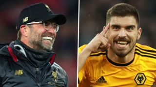 Jurgen Klopp Ruben Neves Liverpool Wolves