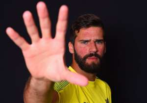 ALISSON BECKER | AS ROMA > LIVERPOOL | €62,5 JUTA