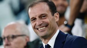 Massimiliano Allegri Juventus Monaco Champions League