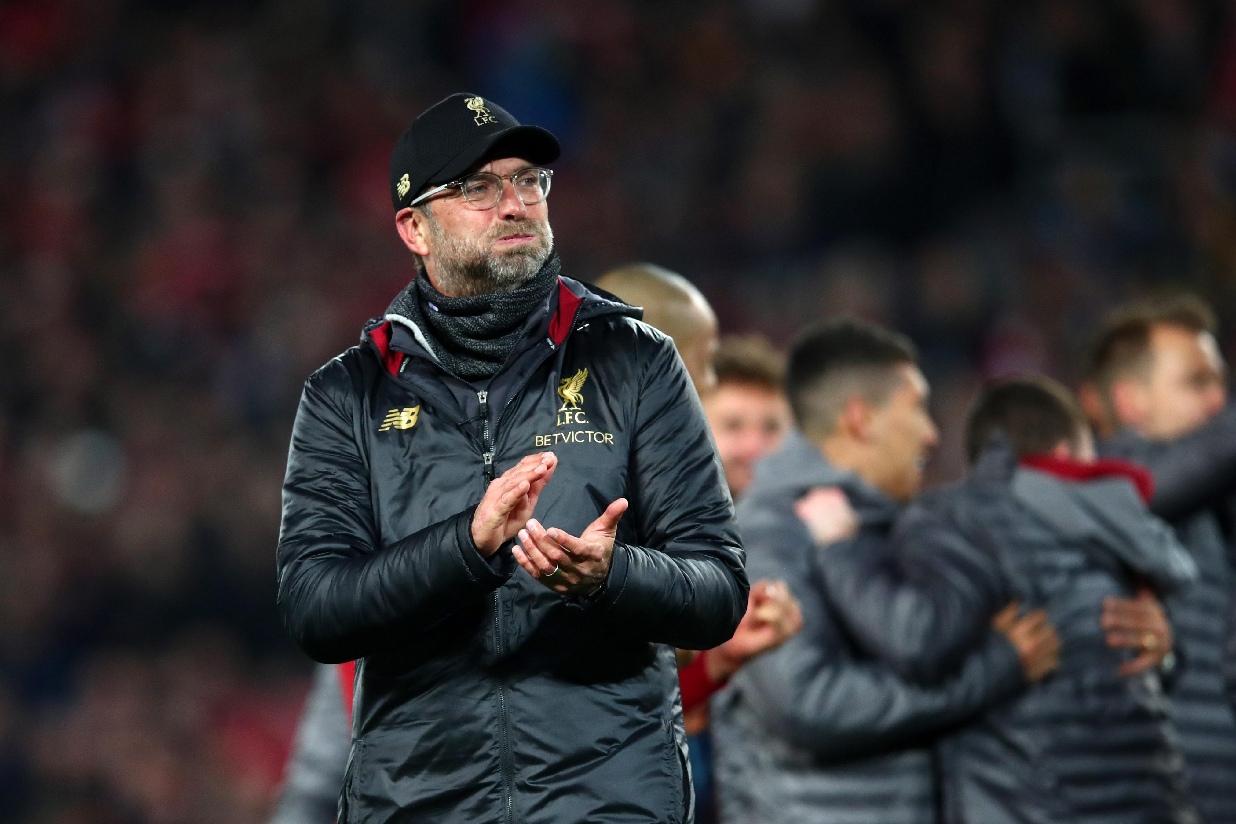 Jurgen Klopp Liverpool Barcelona UEFA Champions League 05/07/19