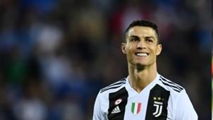 Ronaldo Empoli smile
