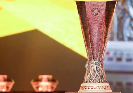 EL-Sechzehntelfinale: Alle Infos zur Auslosung