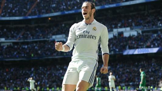 Gareth Bale Real Madrid Leganes La Liga 11062016