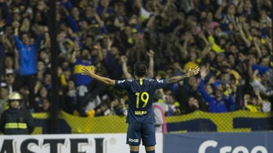 Zarate Boca Juniors Cruzeiro 19092018 Copa Libertadores