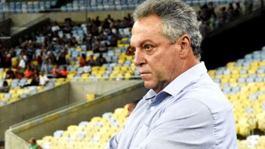 Abel Braga Fluminense Nacional Potosi 11042018 Copa Sudamericana