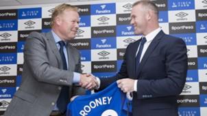 2017-07-11 Rooney koeman Everton