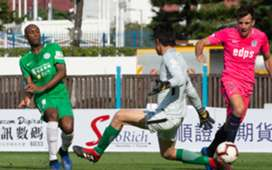 Hong Kong Premier league, Taipo 3:0 won Kitchee.