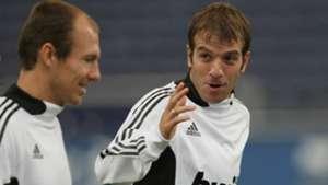 Arjen Robben, Rafael van der Vaart 08122008