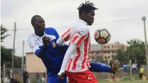 Ushuru FC v Kenya Police.