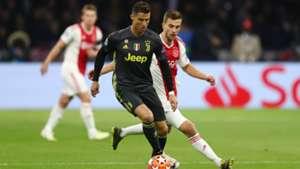 Ajax Juventus Ronaldo Veltman