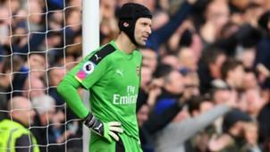 Petr Cech Chelsea Arsenal