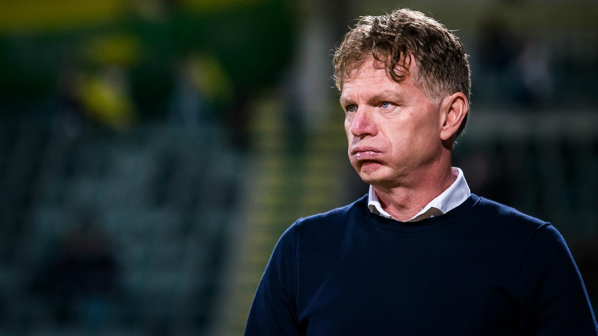 Alfons Fons Groenendijk ADO Den Haag Eredivisie 09152018