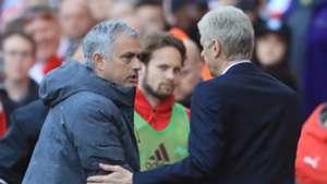 Mourinho Wenger