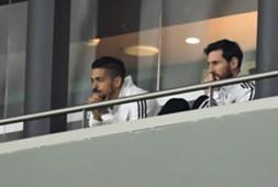 Lionel Messi VS Spain