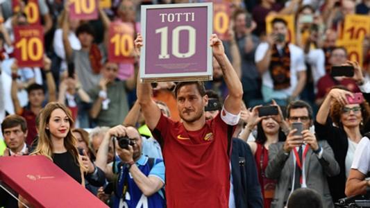 Francesco Totti Roma