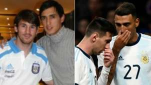 Matias Suarez Messi 2011 2019