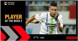 Toyota Thai League Player of the Week 2 : อิบสัน เมโล